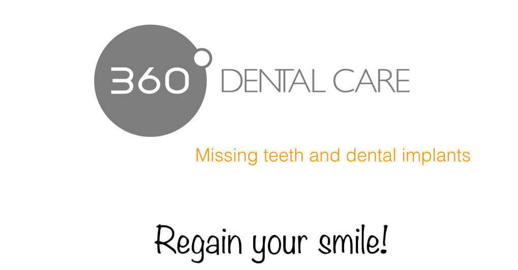regain your smile with 360 dental implants